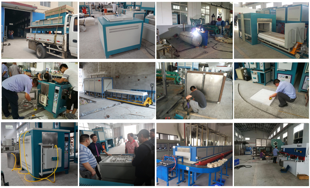 Ceramic Tiles Roller Furnace The Best Roller Hearth Kiln For